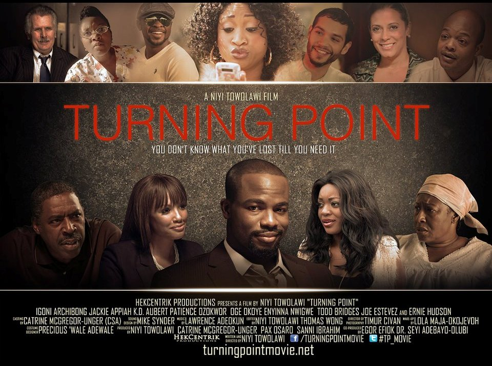 TURNING POINT MOVIE – London Premiere